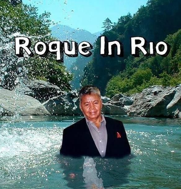 Roque in Rio 2015