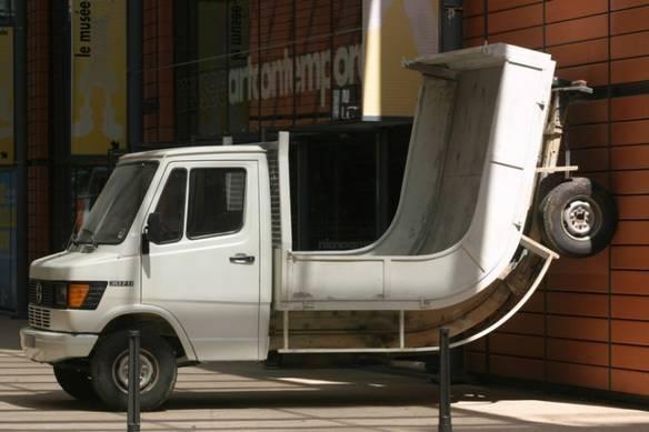 Caminhão Flexível