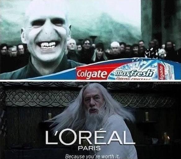 Colgate e L'Oréal