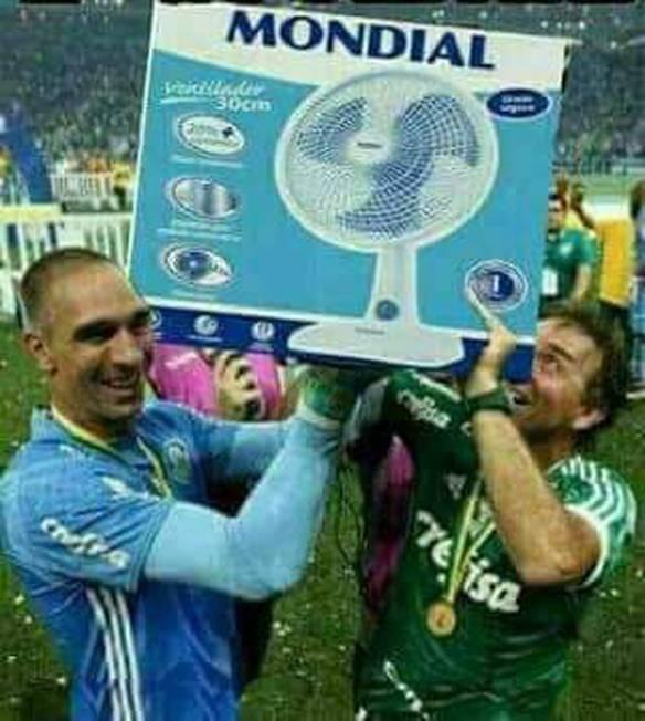 Pra Quem Fala Que o Palmeiras Não Tem Mundial