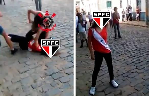 Já Acabou, Corinthians?