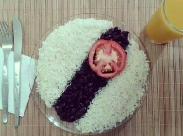 Almoço de Segunda