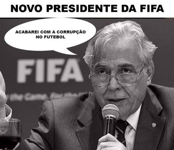 Novo Presidente da FIFA