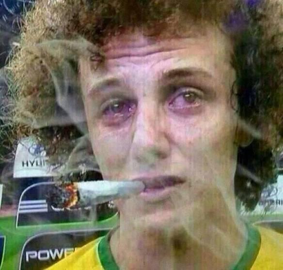 Brisa do David Luiz