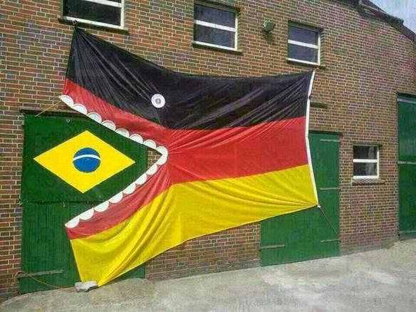 Engolindo o Brasil