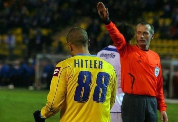 Falta do Hitler