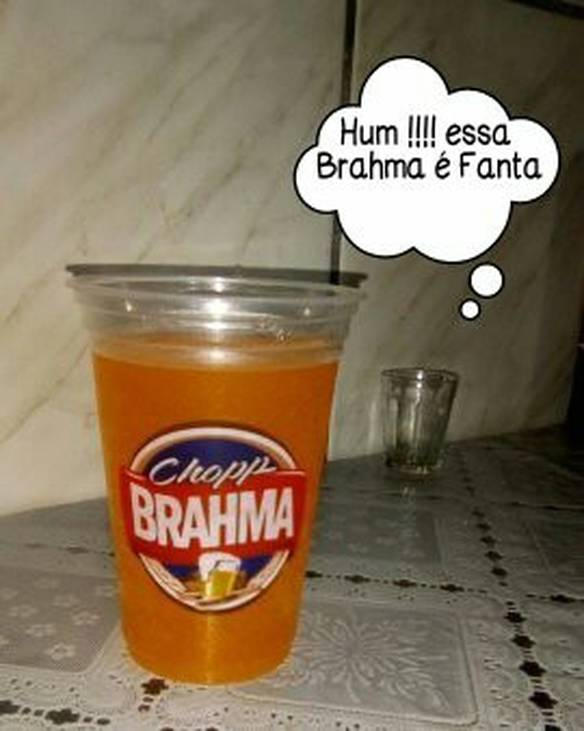 Essa Brahma é Fanta