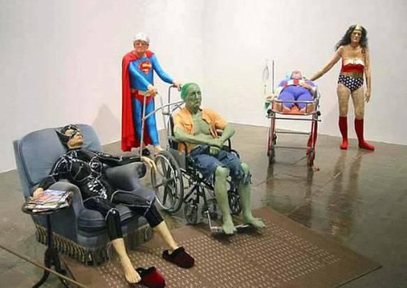 Asilo dos Super-Heróis