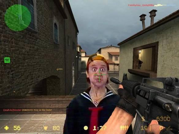 Quando o Quico Jogou Counter-Strike