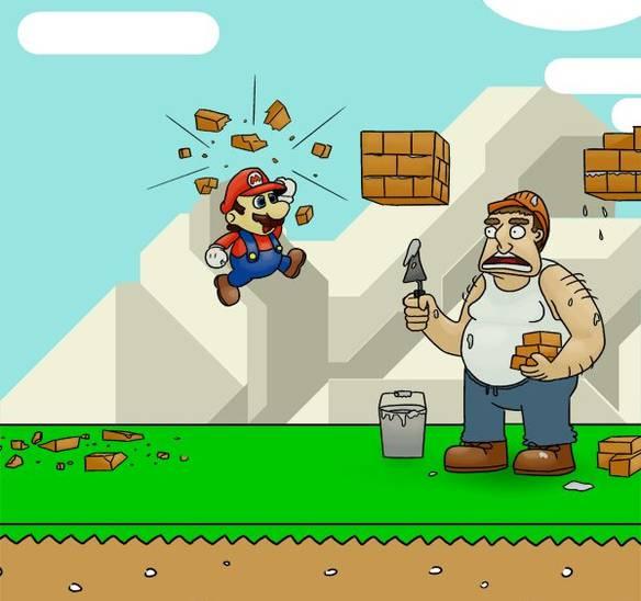 Nem Todos Adoram o Mario...