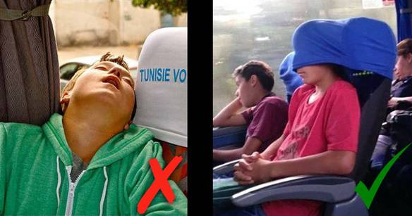 Como Dormir no Ônibus